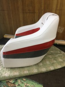 boat seat after repear 2